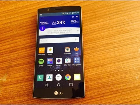 Lg G4 Price, Features, Specs, Review