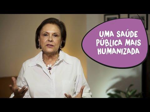 Solange Jurema: humanização da saúde pública