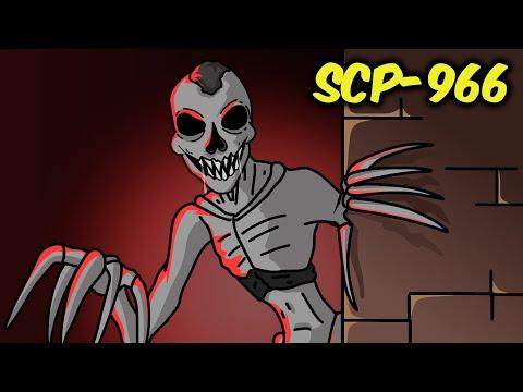 SCP-966  Бессонники (Анимация SCP)