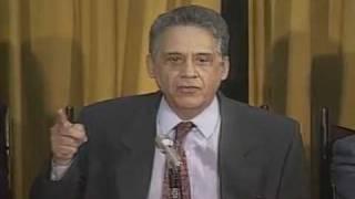 7 de dezembro de 1993. Fernando Henrique Cardoso explica as medidas para controlar a inflação que serão tomadas em 1994. TV Globo/G1
