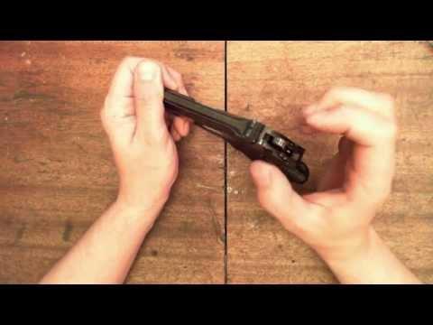 Пистолет Самозарядный Малогабаритный -- ПСМ (индекс ГРАУ 6П37 и 6П23) Часть 2. Разборка.