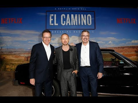 Interviews from Premiere of El Camino: A Breaking Bad Movie