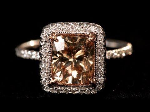 Pavé & Halo Settings | Diamond Rings