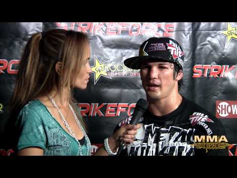 KJ Noons Broken Ribs Post Fight Interview
