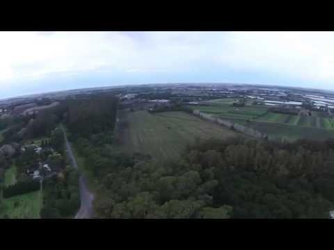 Laguna de los Padres Drone Video