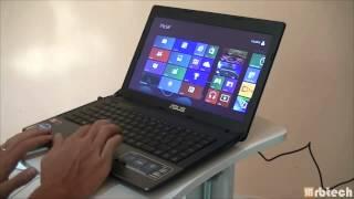 Notebook Asus X45U - Unboxing E Primeiras Impressões