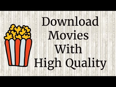 How To Download Movies and TV Series With High Quality For Free Without Signing Up or Registration