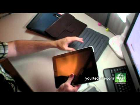 iPad Covers from Targus, Belkin, Apple and HAUL - A look at 6