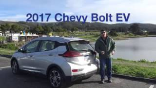 2017 Chevy Bolt - A Game Changer in the electric vehicle World