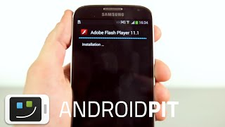 Video Installer Flash Player sur Android MP3, 3GP, MP4, WEBM, AVI, FLV Maret 2019