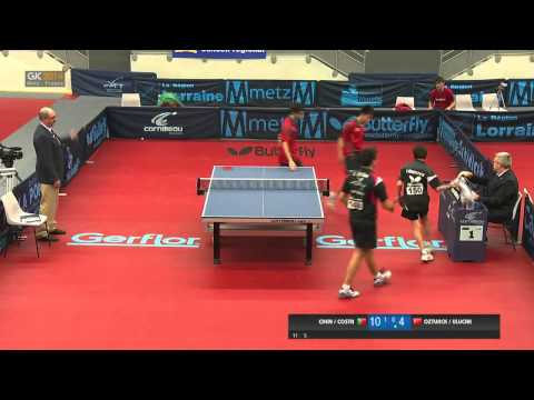 2014 French Junior & Cadet Open - Junior Boys Doubles Final