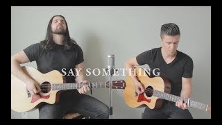 Justin Timberlake ft. Chris Stapleton – Say Something (Cover by Mike Archangelo ft. Andy Horne)