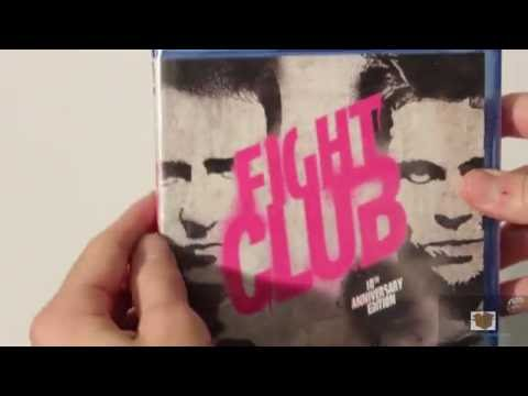 Fight Club 10th Anniversary Edition Blu-ray Unboxing