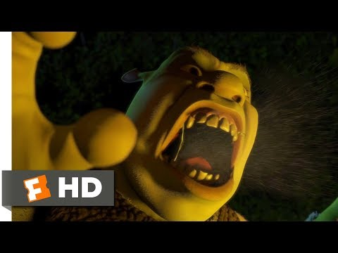 Shrek (2001) - An All-Star Ogre Opening Scene (1/10)   Movieclips