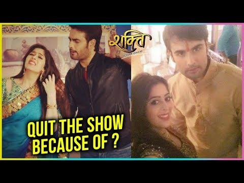 Garima Jain To QUIT Because Of Vivian Dsena? | Sha