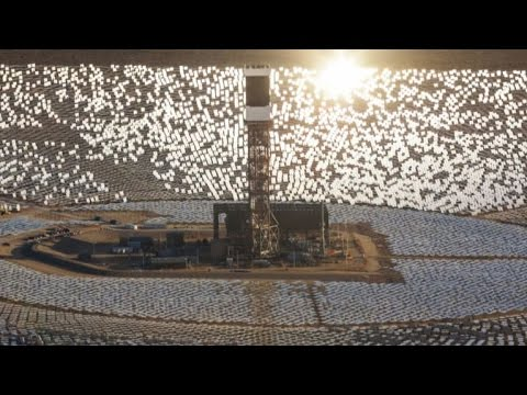 California solar power plants ignite birds mid-flight