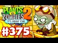 Plants Vs Zombies 2: It s About Time Gameplay Walkthrou