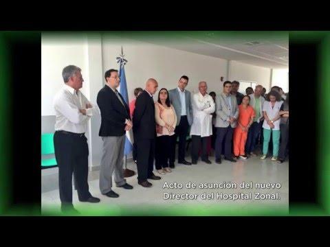 Trelew Primero - Actividades del Intendente Adrián Maderna