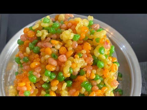 সহজ ও পারফেক্ট বুনদিয়া রেসেপি হোটেলের মতো করে /Boondia recipe/Borinda recipe