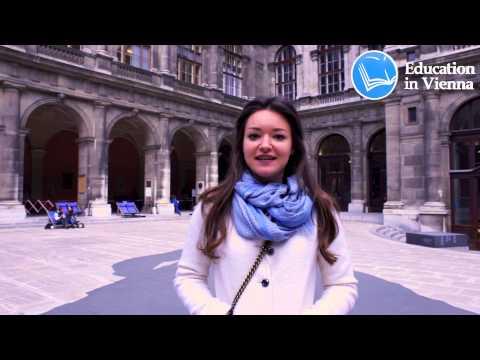 Образование в Австрии - отзыв студента Ольги Давыдовой (видео)