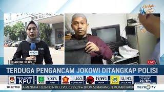 Download Video Rumah Terduga Pengancam Presiden Digeledah Polisi MP3 3GP MP4