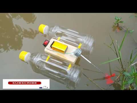 Video How to Make an Electric Boat - Homemade By InfoLogy download in MP3, 3GP, MP4, WEBM, AVI, FLV January 2017