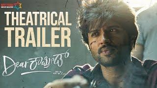 Dear Comrade Kannada Theatrical Trailer | Vijay Deverakonda | Rashmika Mandanna | Bharat Kamma | MMM