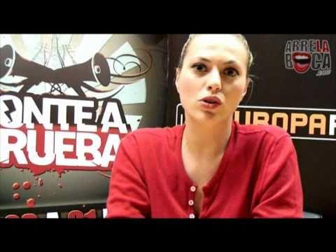 ENCUENTRO DIGITAL CON DANIELA BLUME (видео)