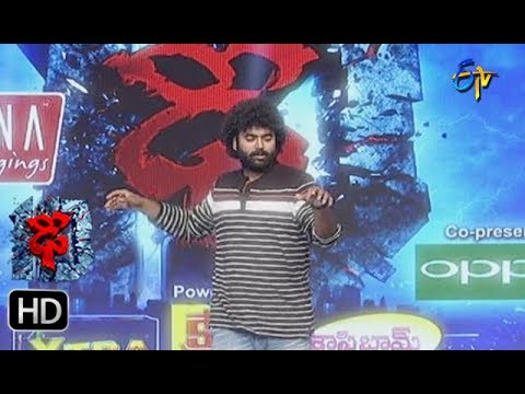 Intro | Raghu Master | Dhee 10 |  6th December 2017 | ETV Telugu