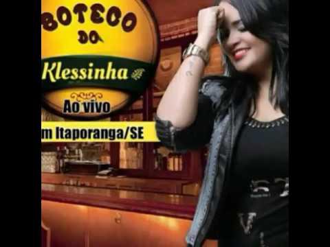 Sonho - Klessinha Sanddys (Boteco da Klessinha - ao vivo em Itaporanga/SE)