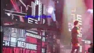 Liam Payne Le Baja El Pantalón En Pleno Concierto A Harry Styles