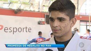 Judoca de Bauru vai disputar o Pan-Americano de Lima