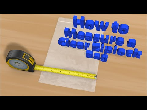how to measure a zip