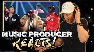 Music Producer Reacts to Superbowl (2019) HALFTIME SHOW!!!