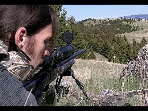 .338 Lapua @ 1,236 yds vs BEER CAN – CRAZY!