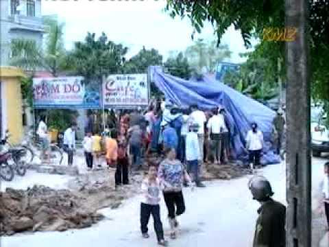 Khai quật mộ cổ ở Kiêu Kỵ, Gia Lâm, Hà Nội