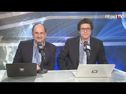 High - Retrouvez la vidéo high-tech du jour chaque matin à 7h sur www.01netTV.com Chaque jeudi à 18h, Jérôme Colombain et François Sorel débriefent l'actu high-tech avec les spécialistes...