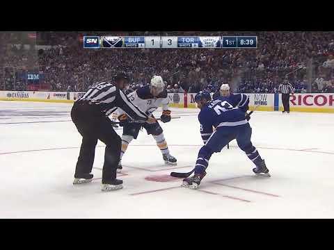 Video: Buffalo Sabres vs Toronto Maple Leafs | NHL | SEP-21-2018 | 19:30 EST