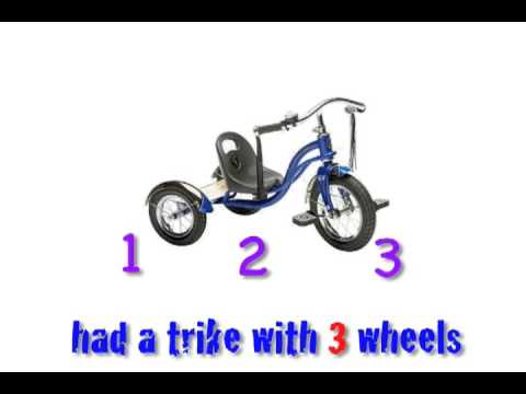 math Song-Zugabe von 7 + 3 (Ten Wheels) + Lyrics