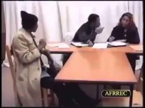 Kebebew Geda American Visa Interview VERY FUNNY