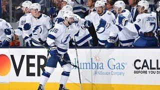 Nikita Kucherov gives Bolts a quick 2-0 lead by NHL