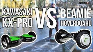 Kawasaki KX-PRO vd BEAMIE