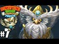 Donkey Kong Country Tropical Freeze Co-Op Skowl Boss PART 7 (Wii U HD Gameplay Walkthrough Coop)