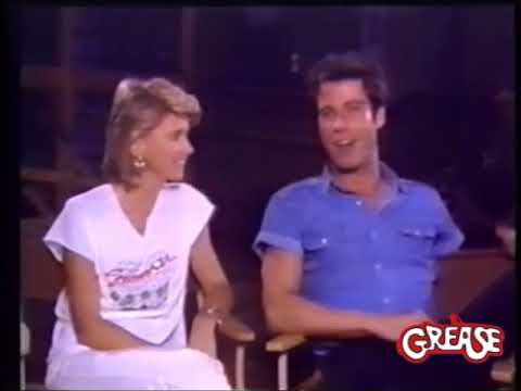 Grease Interview Crack Ups