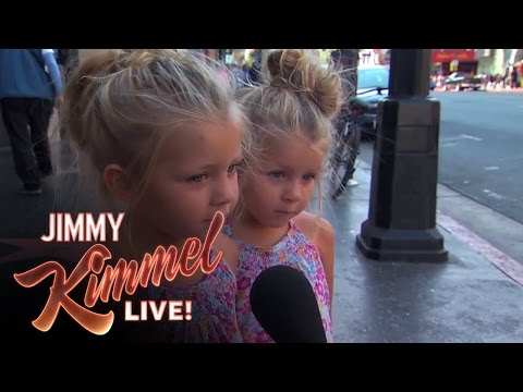 thing - Jimmy Kimmel Live - What is the Worst Thing You Ever Heard Your Mommy Say? Jimmy Kimmel Live's YouTube channel features clips and recaps of every episode fro...