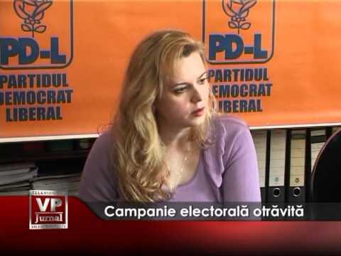 Campanie electorală otrăvită