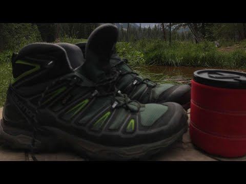 Salomon Ultra Mid Review