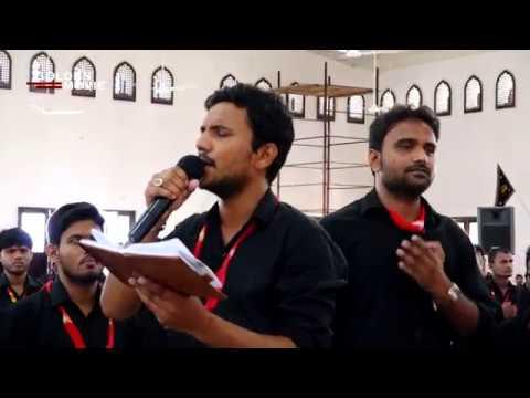 Shukriya hussain Shukriya LIVE NOHA I HASAN ABBAS ( SEDRANA) I 2017-2018