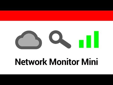 Video of Network Monitor Mini