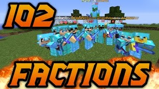 "Minecraft Factions VERSUS: Episode 102 ""UNDEFEATED DUEL CHALLENGE"""